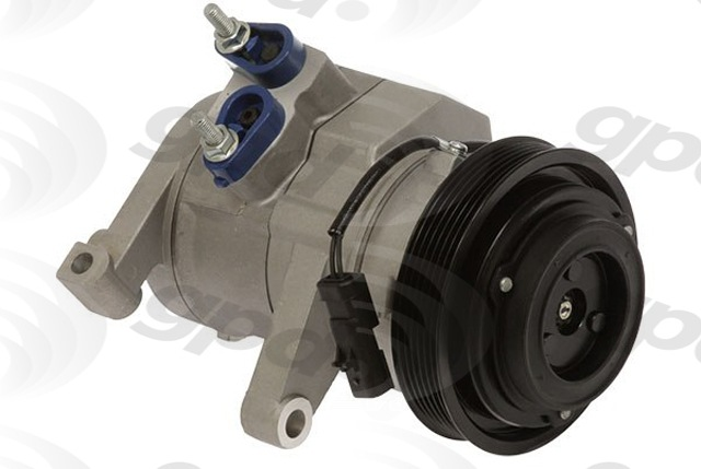 GLOBAL PARTS - New A/C Compressor - GBP 6512150