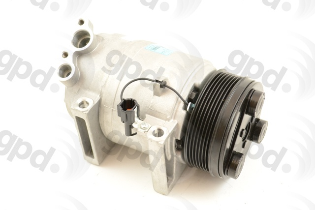 GLOBAL PARTS - New A/c Compressor - GBP 6512178