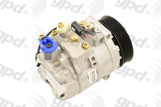 GLOBAL PARTS - New A/c Compressor - GBP 6512219