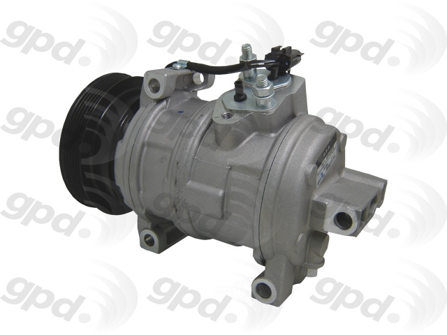 GLOBAL PARTS - New A/C Compressor - GBP 6512272
