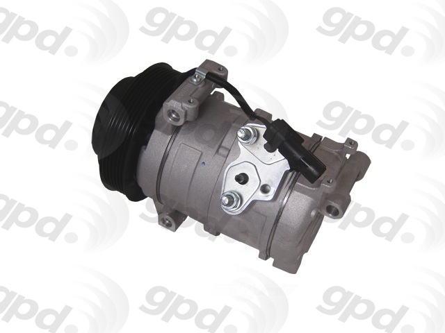 GLOBAL PARTS - New A/C Compressor - GBP 6512274