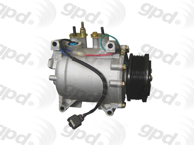 GLOBAL PARTS - New A/C Compressor - GBP 6512348