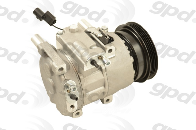 GLOBAL PARTS - New A/c Compressor - GBP 6512389