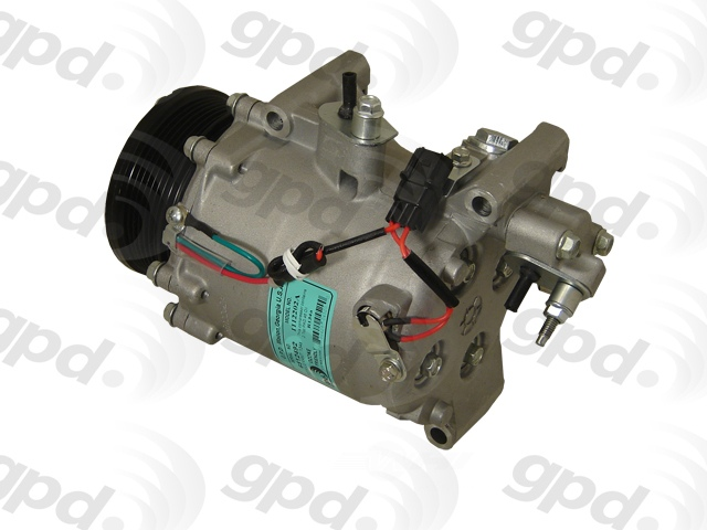 GLOBAL PARTS - New A\/C Compressor - GBP 6512492