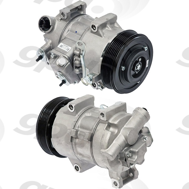 GLOBAL PARTS - New A/C Compressor - GBP 6512634