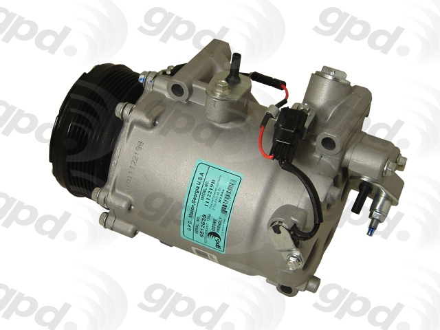 GLOBAL PARTS - New A/C Compressor - GBP 6512639
