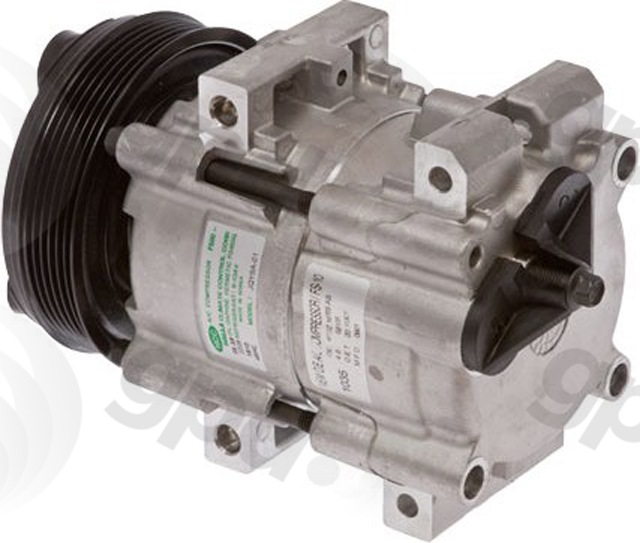 GLOBAL PARTS - New A/C Compressor - GBP 6512696
