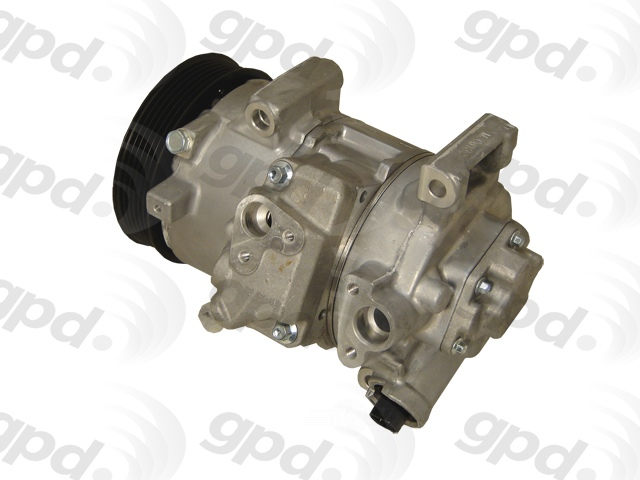 GLOBAL PARTS - New A/C Compressor - GBP 6512719