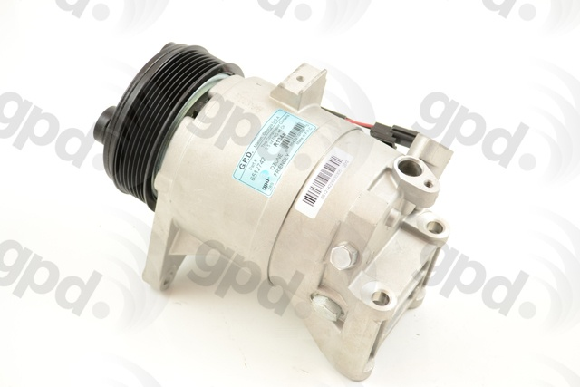 GLOBAL PARTS - New A/c Compressor - GBP 6512742