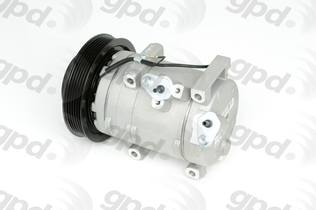 GLOBAL PARTS - New A/C Compressor - GBP 6512752