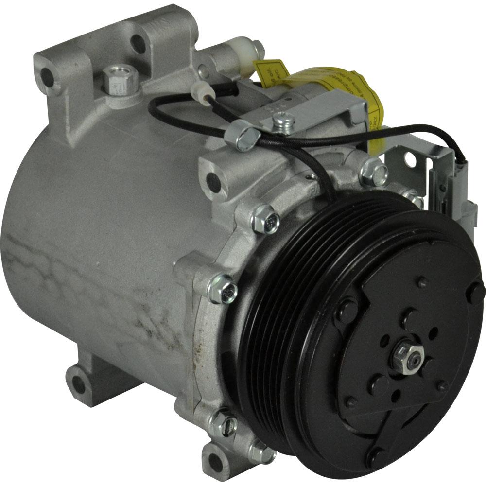 GLOBAL PARTS - New A/c Compressor - GBP 6513143