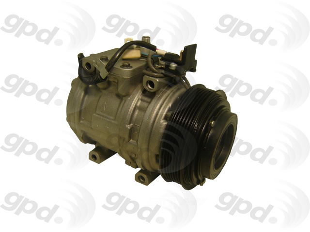 GLOBAL PARTS - New A/c Compressor (Rear) - GBP 7511835