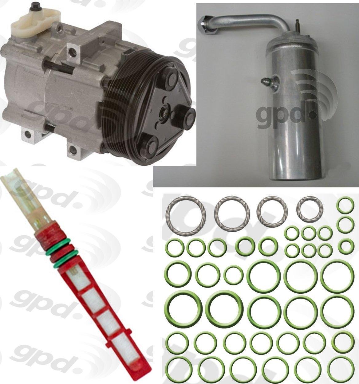 GLOBAL PARTS - Compressor Kit - GBP 9631979