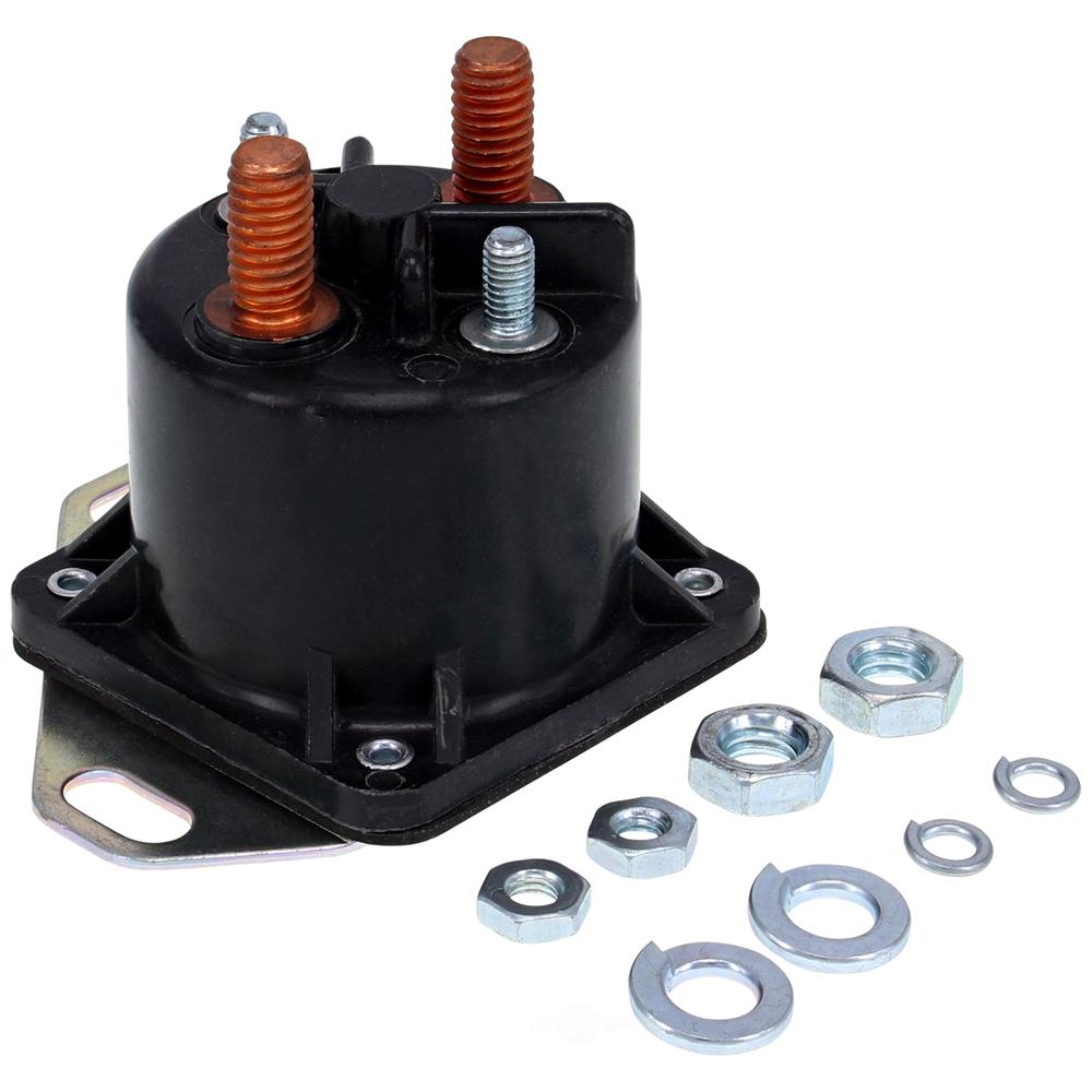 GB REMANUFACTURING INC. - Glow Plug Relay - GBR 522-009