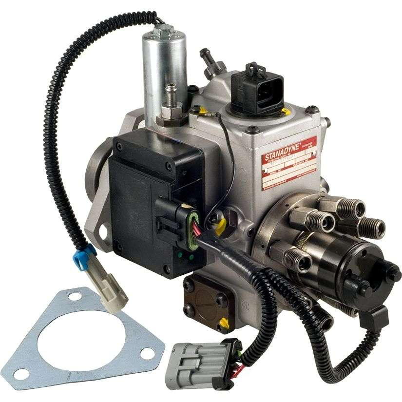 GB REMANUFACTURING INC. - Remanufactured Diesel Injection Pump - GBR 739-102