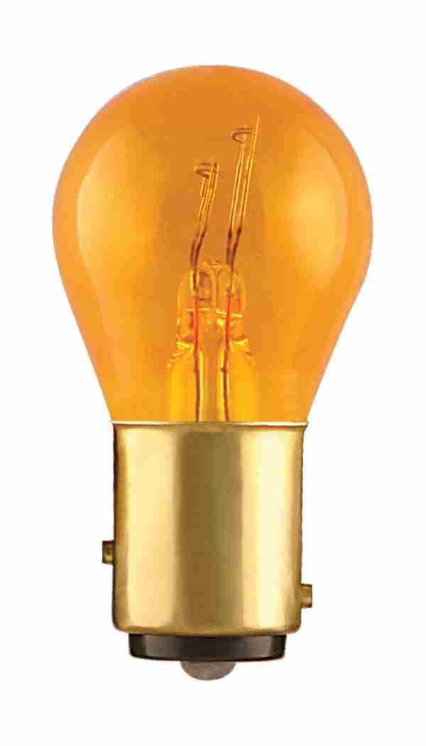 Turn Signal Light Bulb-EX Sedan Philips 1157NALLB2