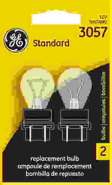 GE LIGHTING - Standard Lamp - Twin Blister Pack - GEL 3057/BP2