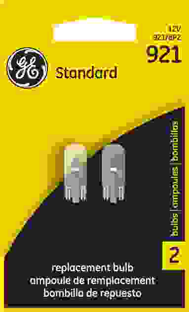GE - Standard Replacement - Twin Blister Pack - GEL 921\/BP2