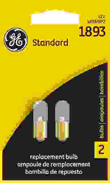 GE - Standard Replacement - Twin Blister Pack - GEL 1893\/BP2