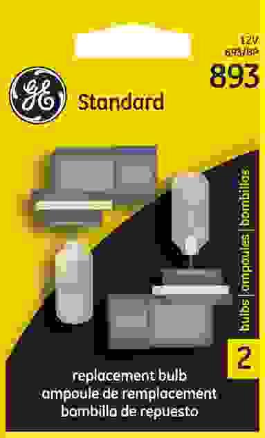 GE - Fog\/Driving Lamp - GEL 893\/BP