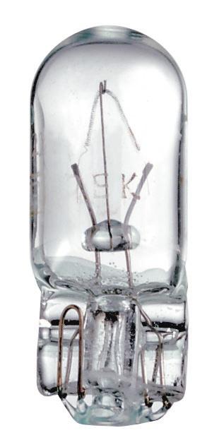 GE LIGHTING - Standard Lamp Twin Blister Pack Side Marker Light Bulb - GEL 194/BP2