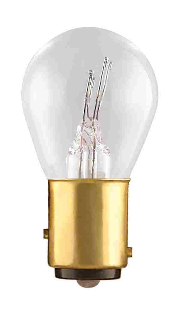 GE LIGHTING - Standard Lamp Twin Blister Pack Turn Signal Light Bulb - GEL 2057/BP2