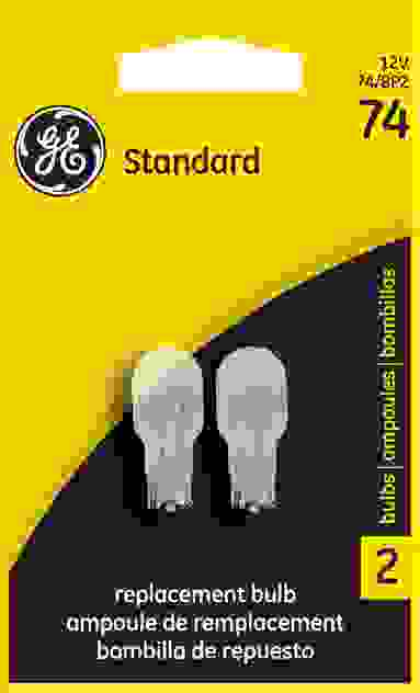 GE - Standard Replacement - Twin Blister Pack - GEL 74\/BP2