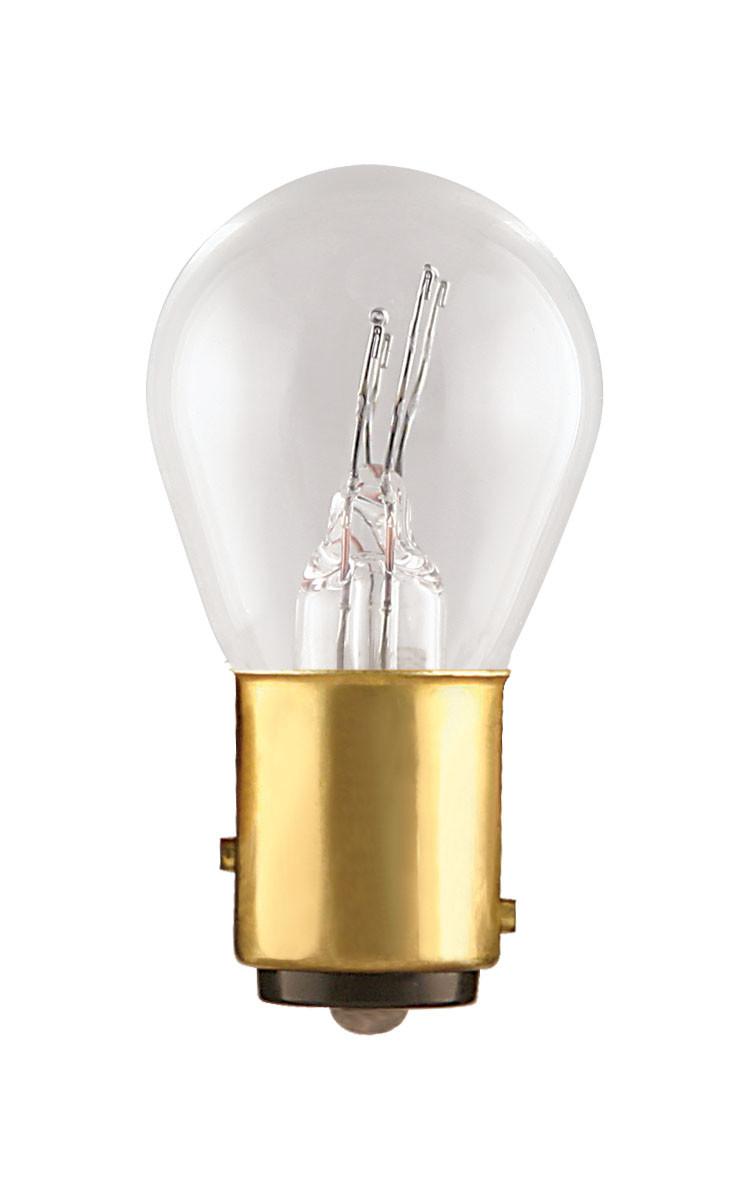 GE LIGHTING - Standard Lamp Twin Blister Pack Brake Light Bulb - GEL 2357/BP2