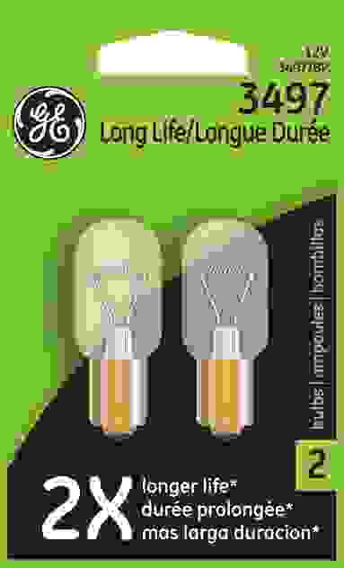 GE - Driving Lamp - GEL 3497\/BP