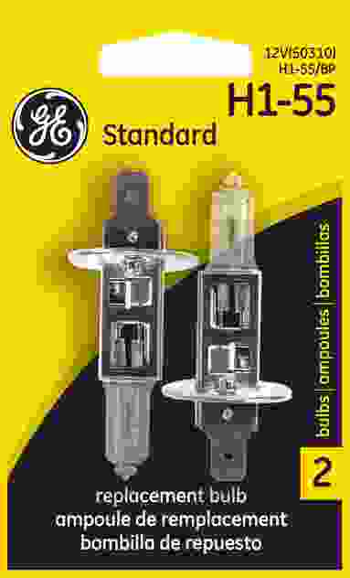 GE - Driving Lamp - GEL H1-55\/BP