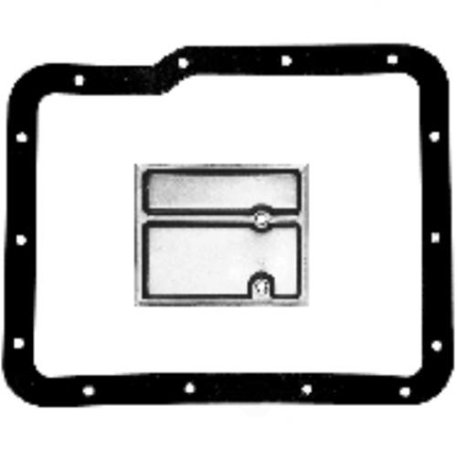 AUTO EXTRA CABIN-FUEL-TRANS FILTERS/US - GKI Transmission Filter Kit - AXS 616-58883