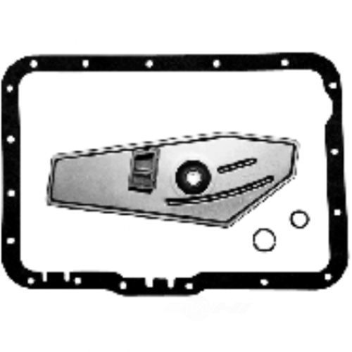 PARTS MASTER/GKI - Auto Trans Filter Kit - P97 88950