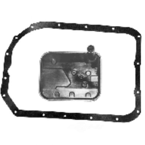 PARTS MASTER/GKI - GKI Transmission Filter Kit - P97 88917