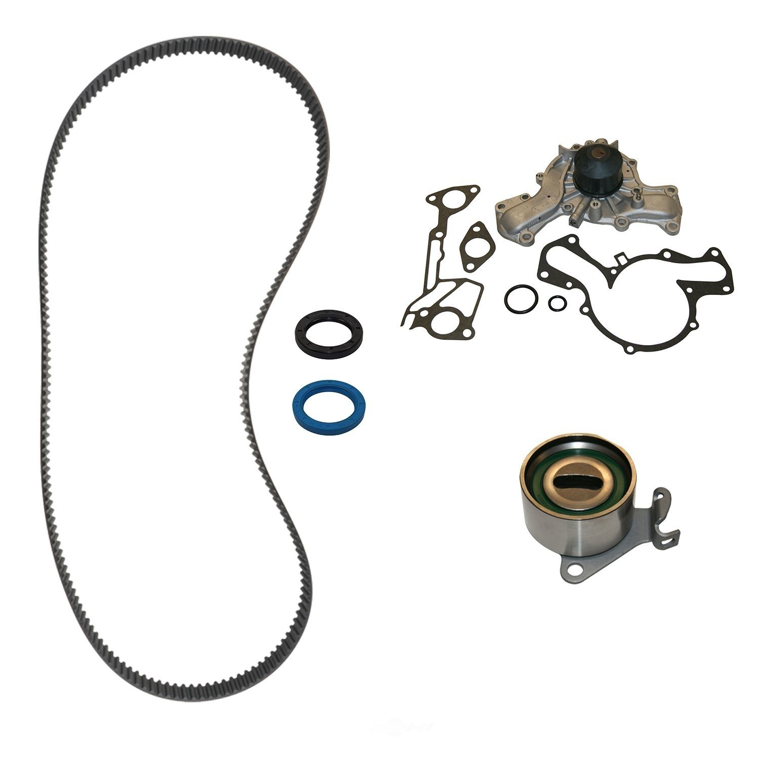 GMB - Engine Timing Belt Kit with Water Pump - GMB 3420-0139