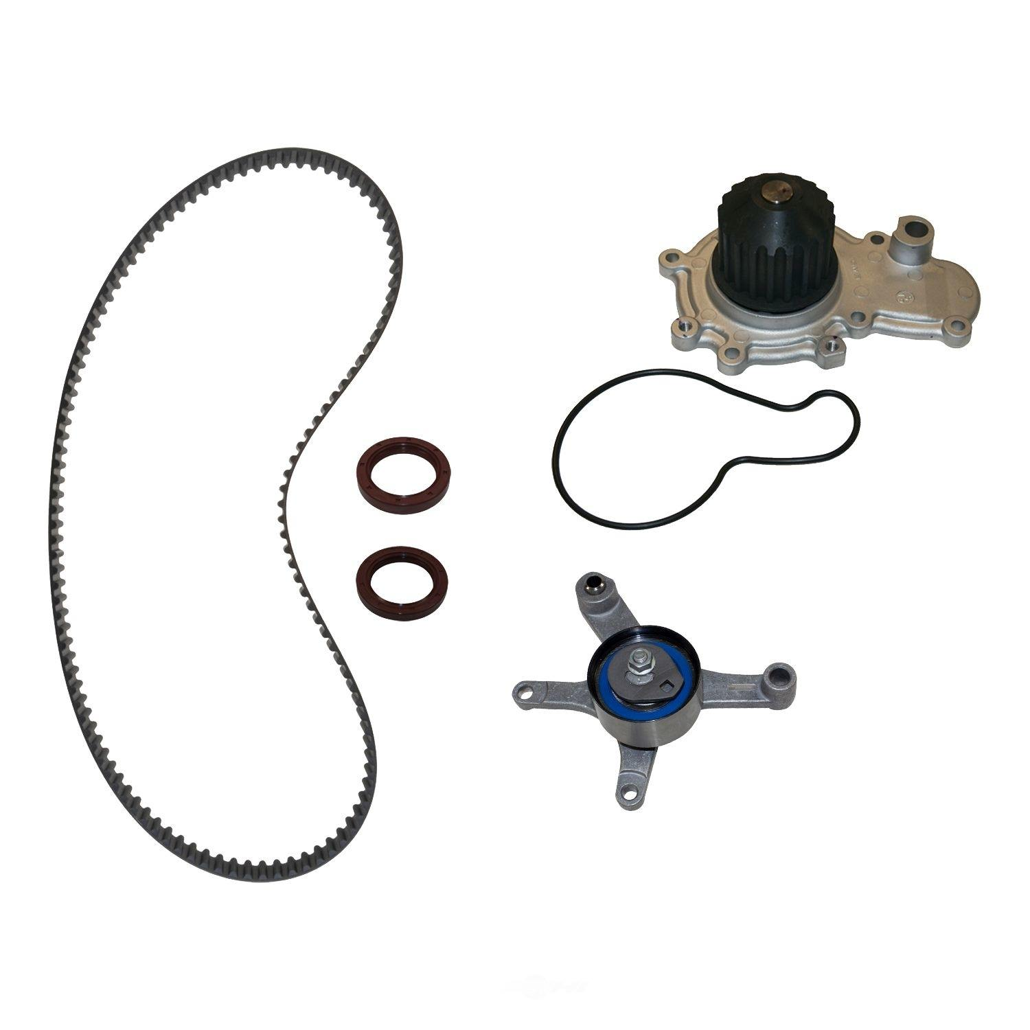 GMB - Engine Timing Belt Kit with Water Pump - GMB 3420-1245