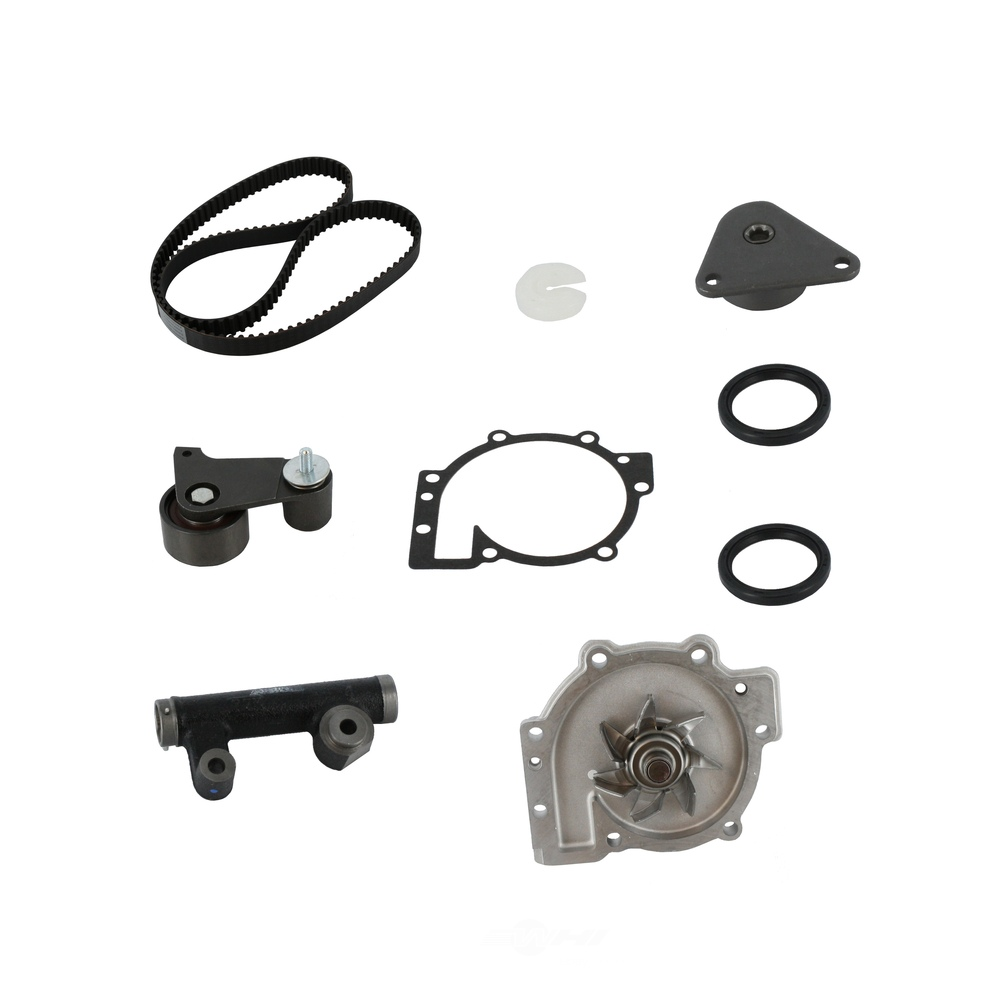 CONTINENTAL ELITE - Engine Timing Belt Kit with Water Pump and Seals - GOO PP252LK2
