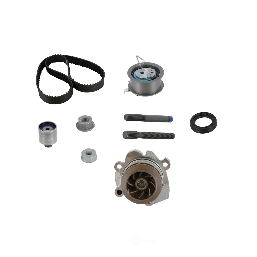 CONTINENTAL ELITE - Engine Timing Belt Kit with Water Pump and Seals - GOO PP333LK1