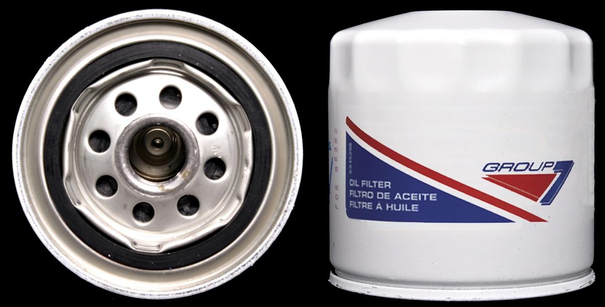 GROUP 7 - Oil Filter - GP7 V4619