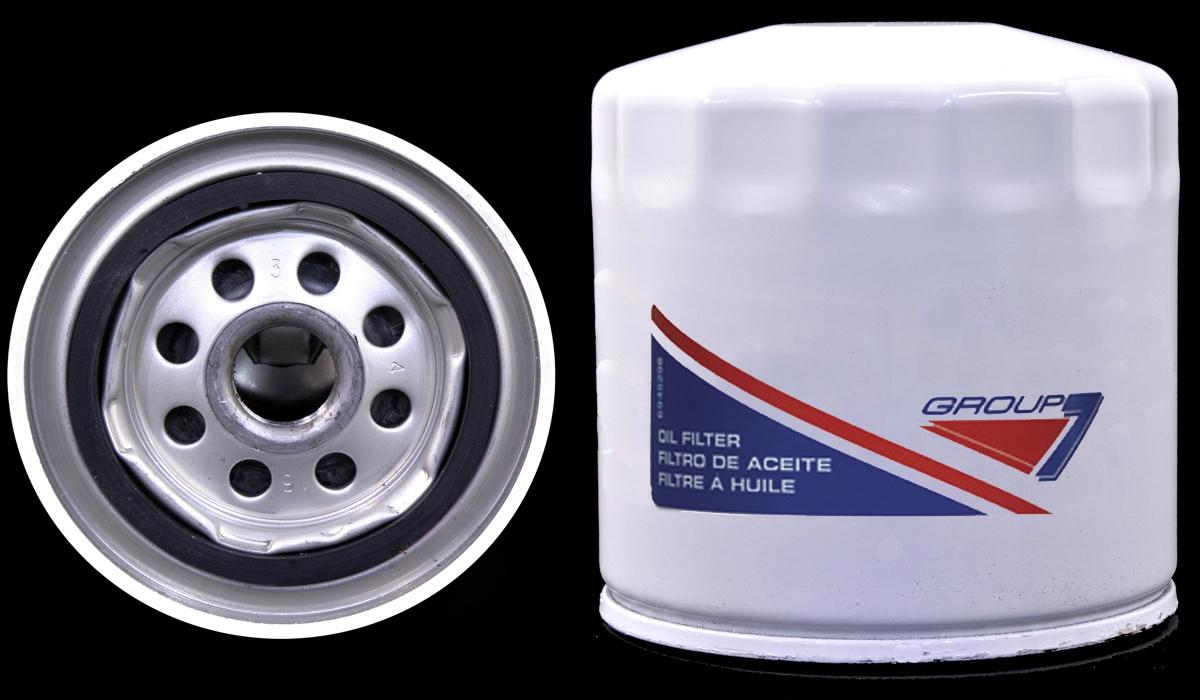 GROUP 7 - Oil Filter - GP7 V5401