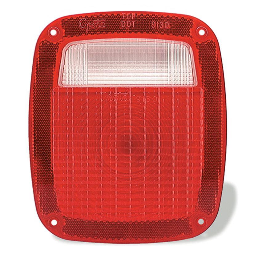 GROTE - Tail Light Lens - GRO 91302