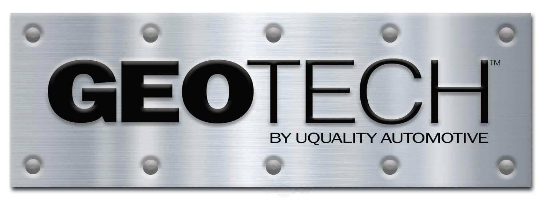 GEOTECH BRAKE ROTORS - UQUALITY - Disc Brake Rotor - GTR 2055051