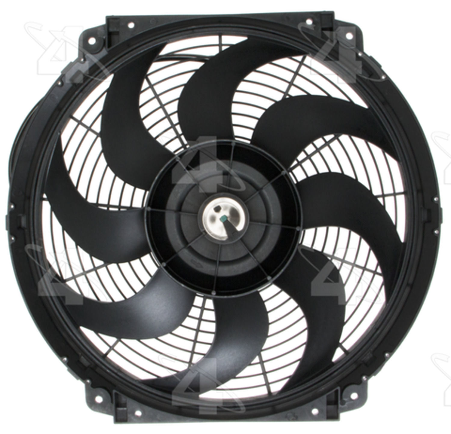 HAYDEN - Electric Fan Kit - HAD 3700