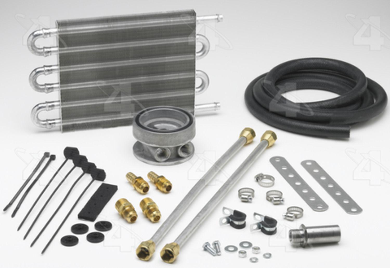 HAYDEN - Engine Oil Cooler - HAD 462