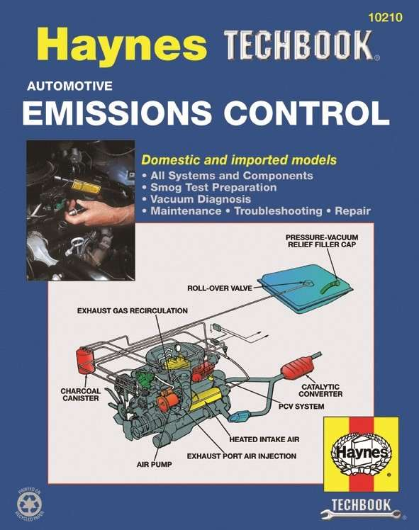 HAYNES - Specialized Repair Manual - HAN 10210