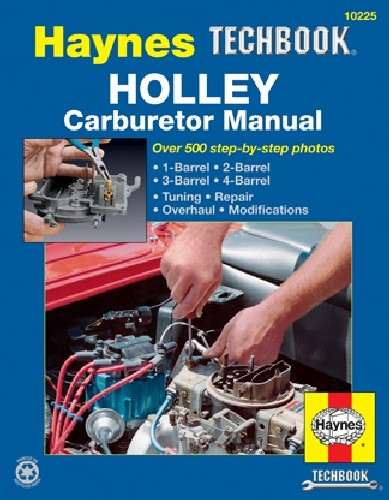 HAYNES - Specialized Repair Manual - HAN 10225