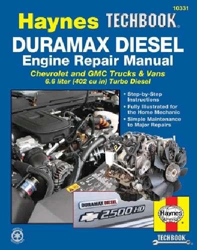 HAYNES - Repair Manual - HAN 10331