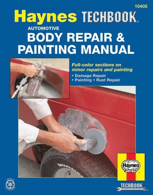 HAYNES - Specialized Repair Manual - HAN 10405