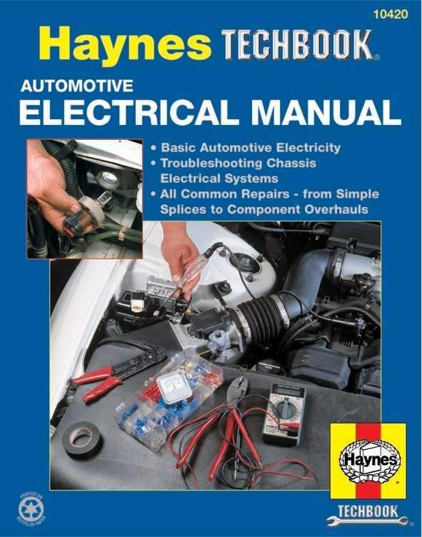 HAYNES - Specialized Repair Manual - HAN 10420