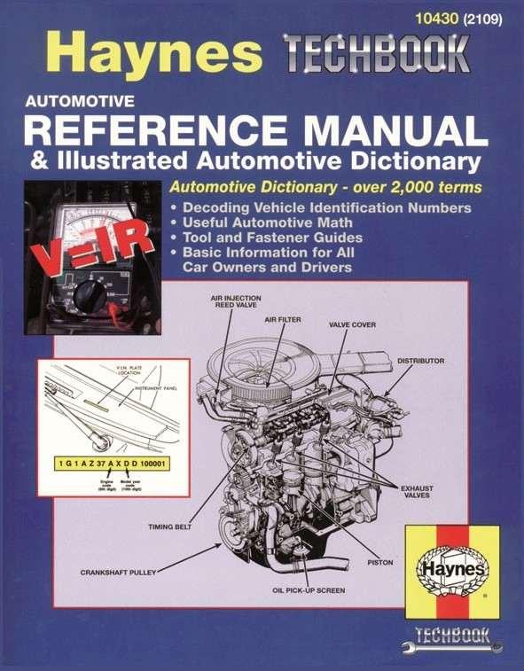 HAYNES - Specialized Repair Manual - HAN 10430