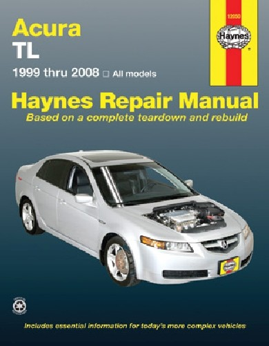HAYNES - Repair Manual - HAN 12050